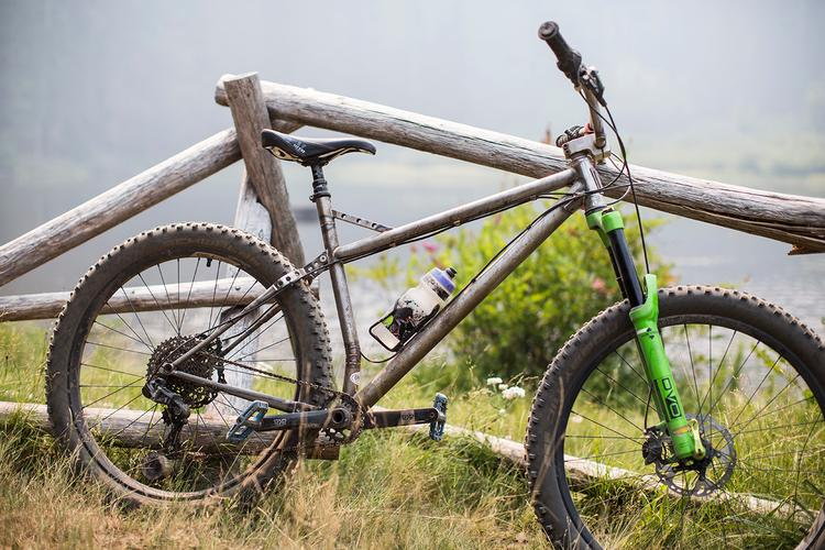 Wade's Vulture Cycles MTB Is Just the Way He Wants It – Dylan VanWeelden