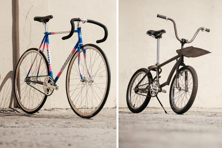 Two Unique Bicycles from Woodstock Cycleworks