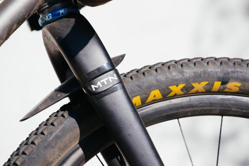 Drop Bars Make it Hot: Mike's Moots MootoX RSL Dirt Drop MTB