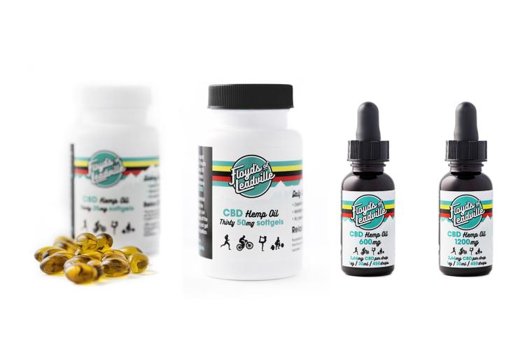 Floyd's of Leadville Expands their CBD Supplements