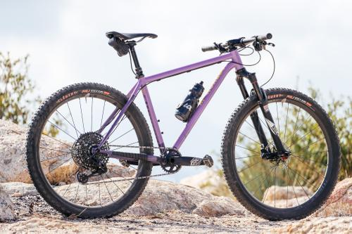 From the UK to California: Adeline and Her Mercredi Hardtail