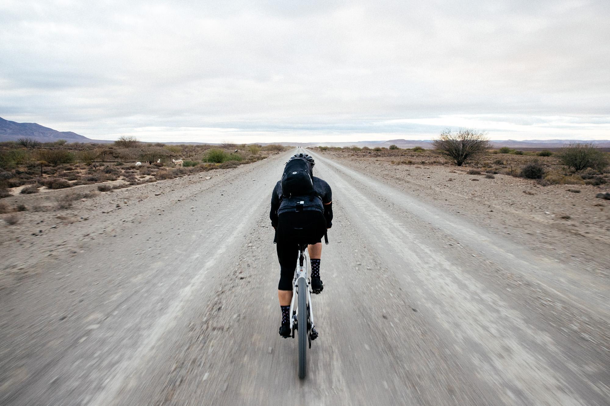Desert racing.