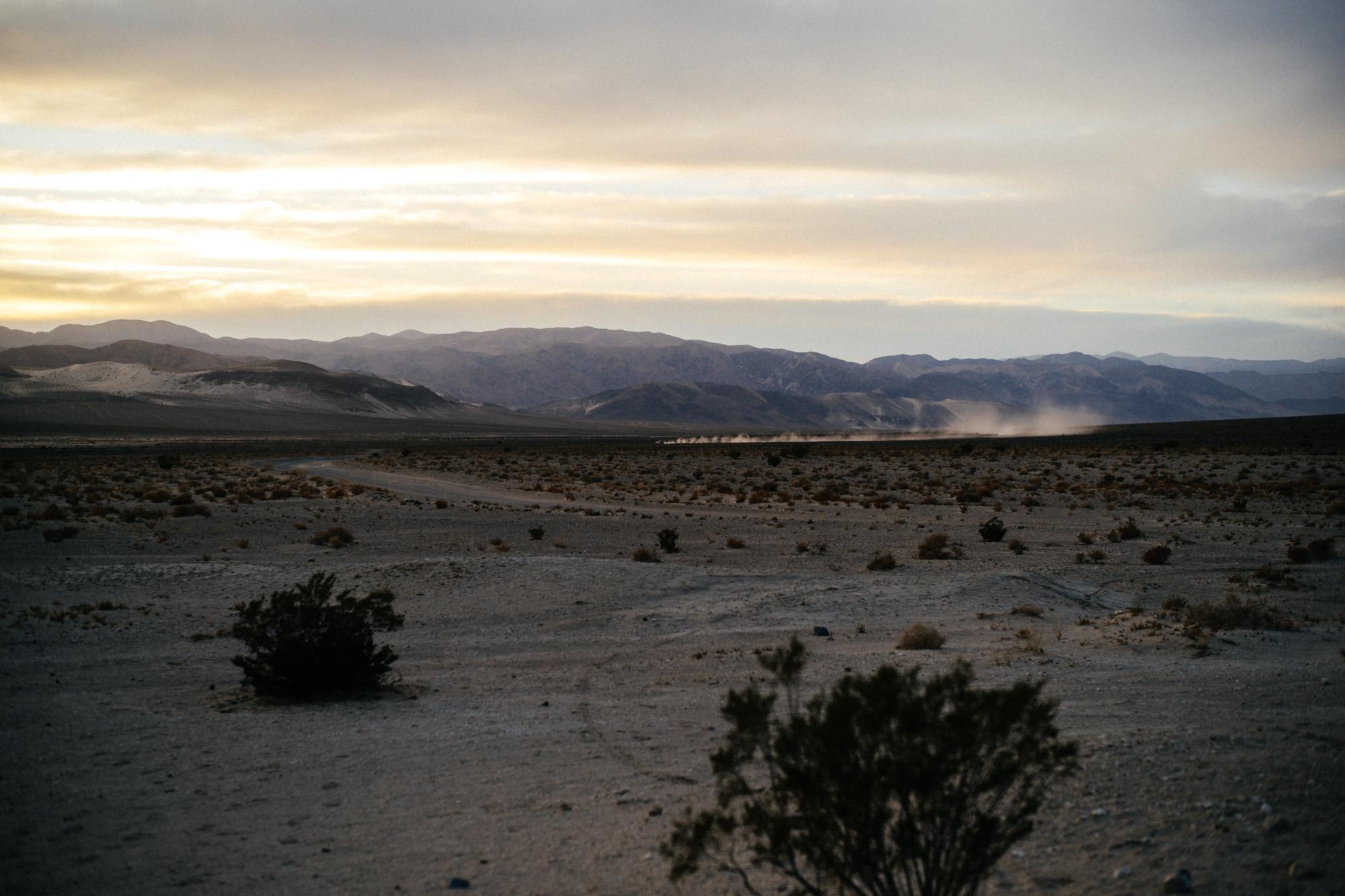 Dust stream