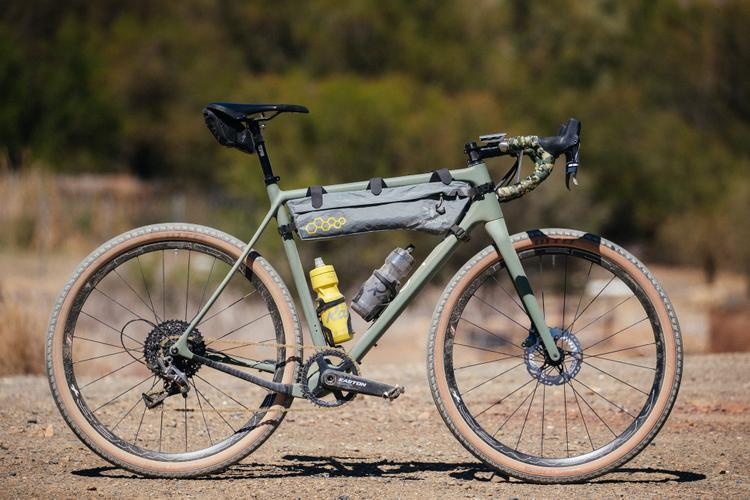 Raoul's Karoobaix OD Green OPEN UP