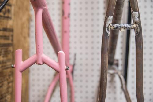 Inside / Out at Oakland's Rat King Frames