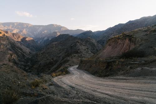 Desert camino