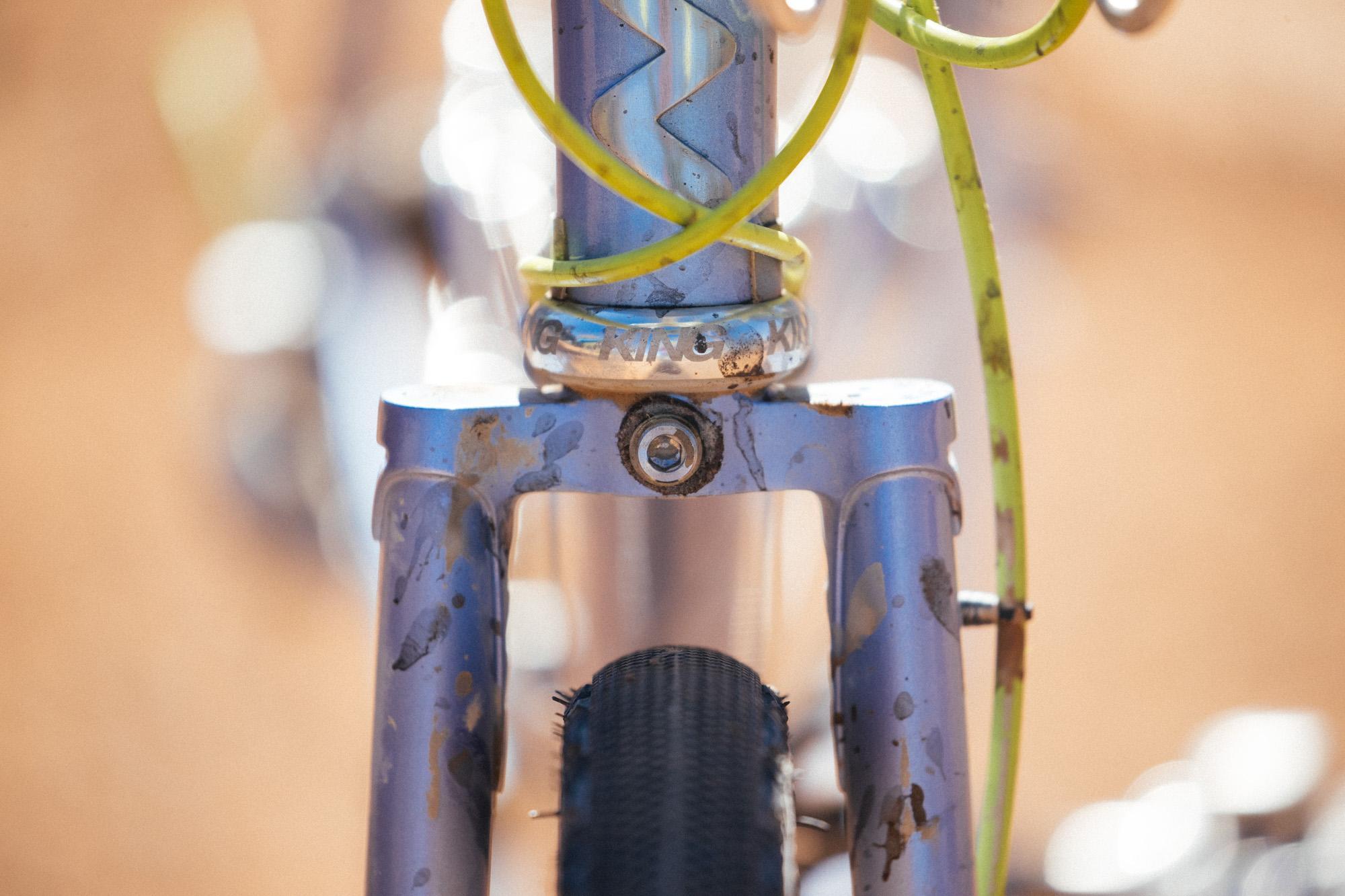Sarah's Mercer Bikes Disc All Road