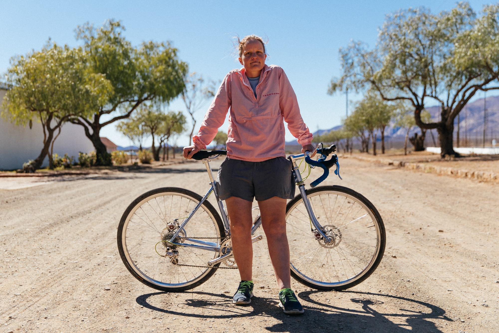 Sarah's Mercer Bikes Disc All Road-24