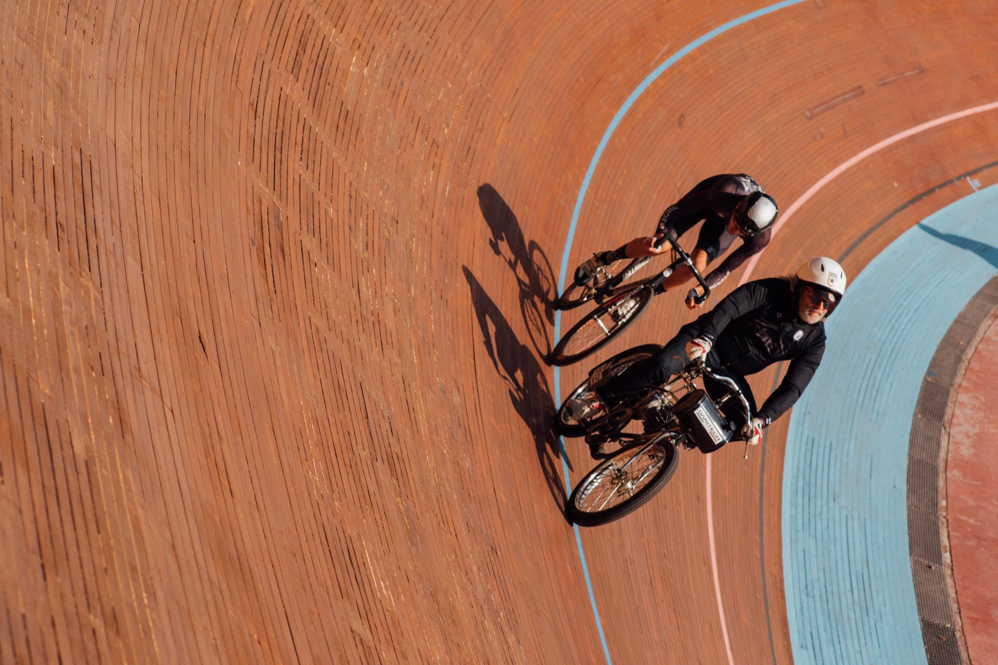 Alberto Masi and the Vigorelli Velodrome