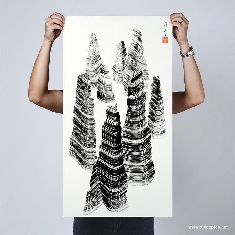 100 Copies: the Ascent