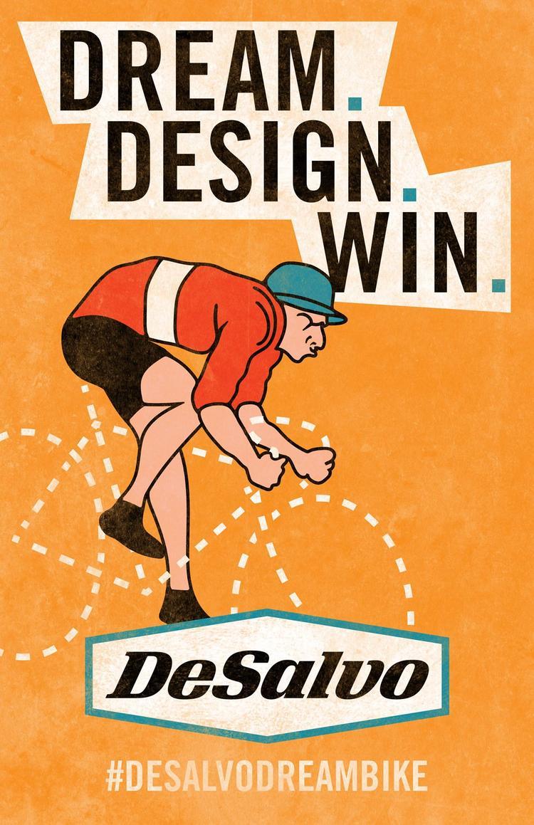 Win a DreamSalvo NAHBS Bike