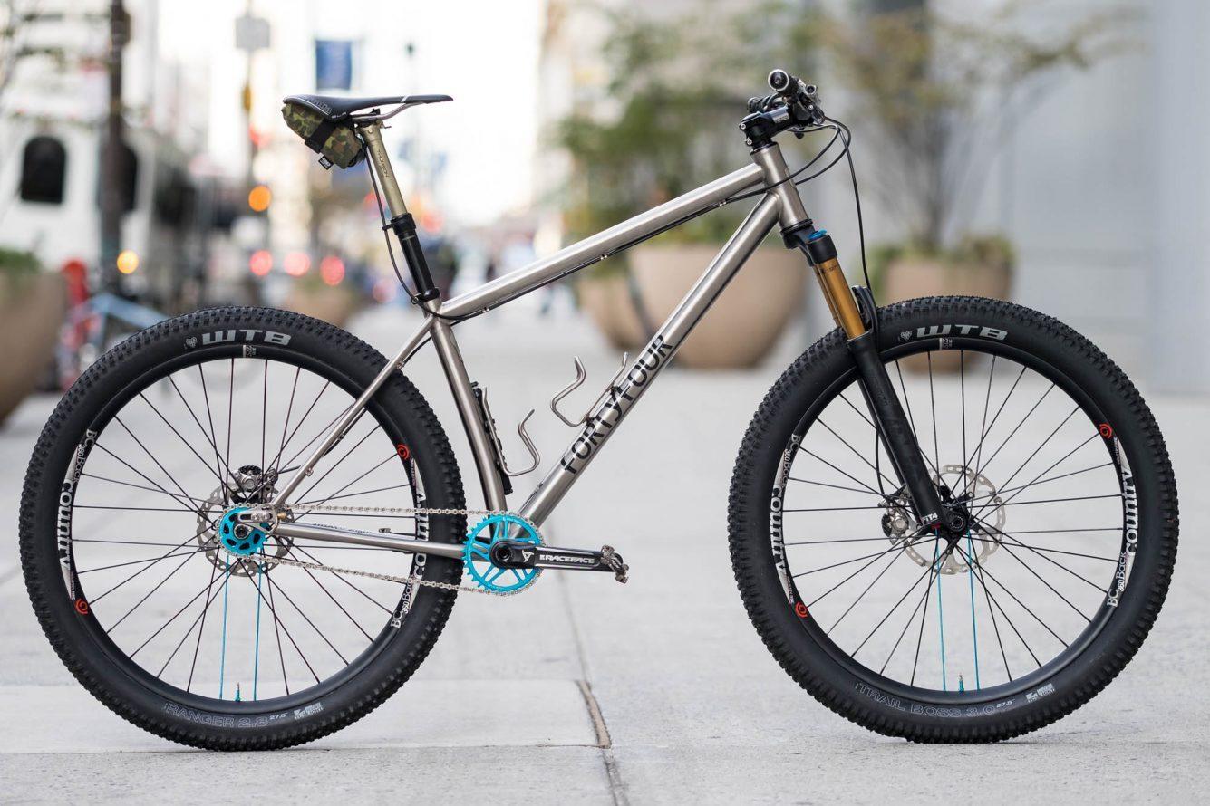 2017 Philly Bike Expo 44 Bikes Titanium Marauder Ssmtb The Radavist