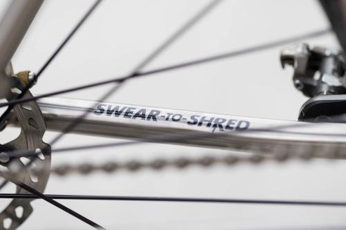 2017 Philly Bike Expo: 44 Bikes Titanium Marauder SSMTB