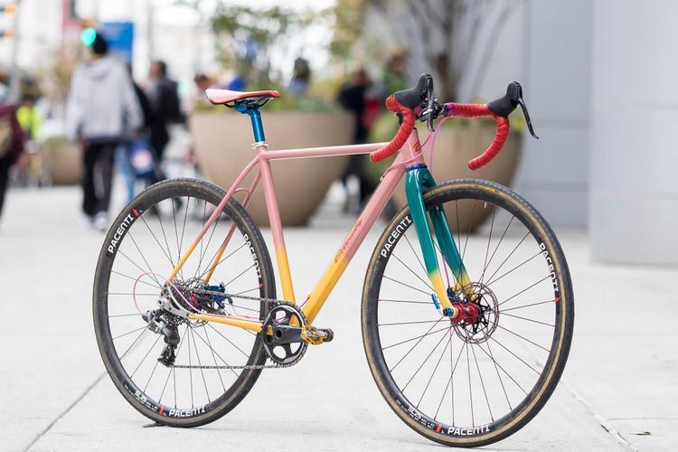 2017 Philly Bike Expo: Bilenky Cycle Works Wild Cross Bike – Jarrod Bunk