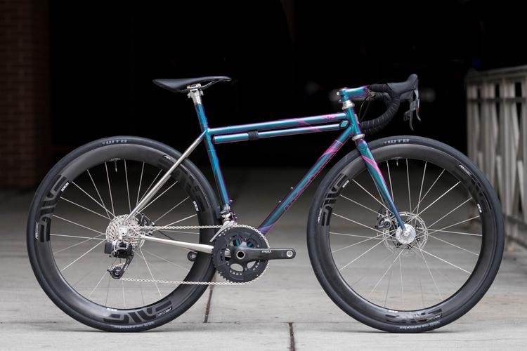 2017 Philly Bike Expo: People's Choice Winner – Bishop Bikes Disc Road