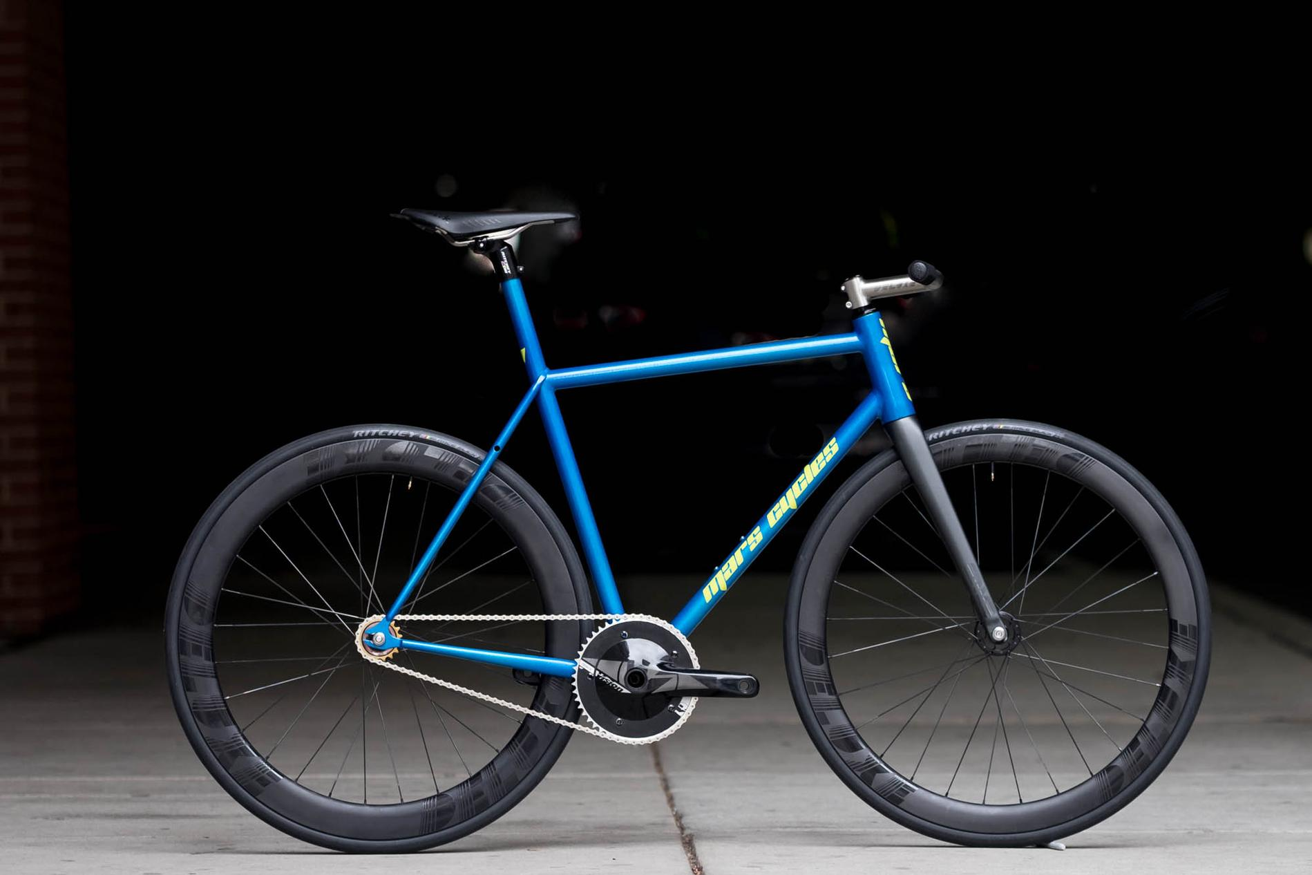 Mars Cycles JRA Track Bike