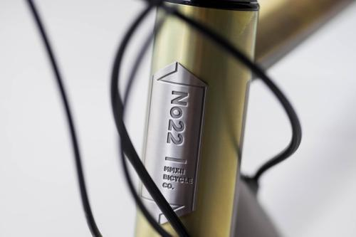 2017 Philly Bike Expo: No 22 Bikes Stock Complete