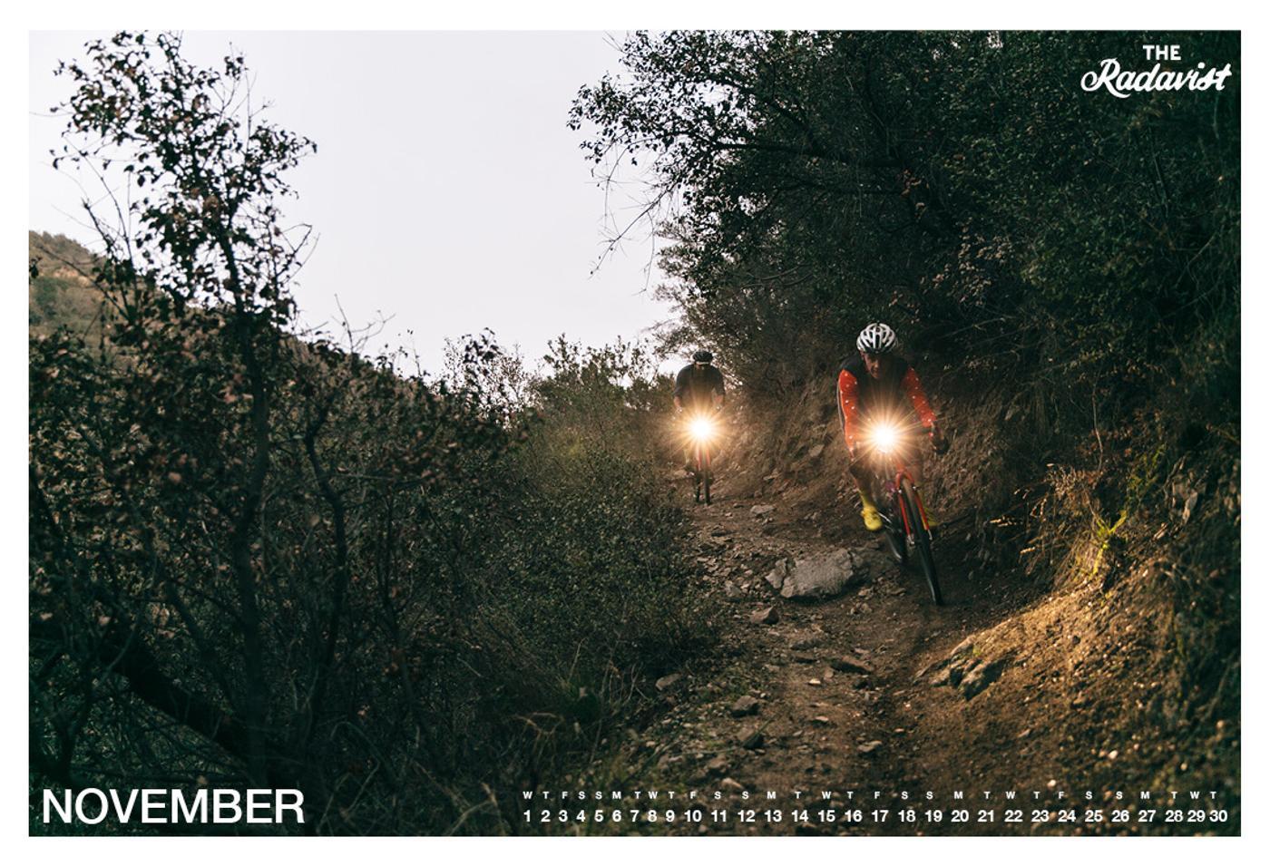 The Radavist 2017 Calendar: November