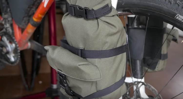 Path Less Pedaled Looks at the New Outer Shell Pico Panniers