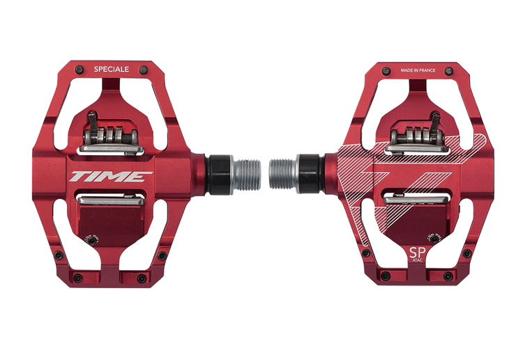 Time's New Speciale MTB Pedals