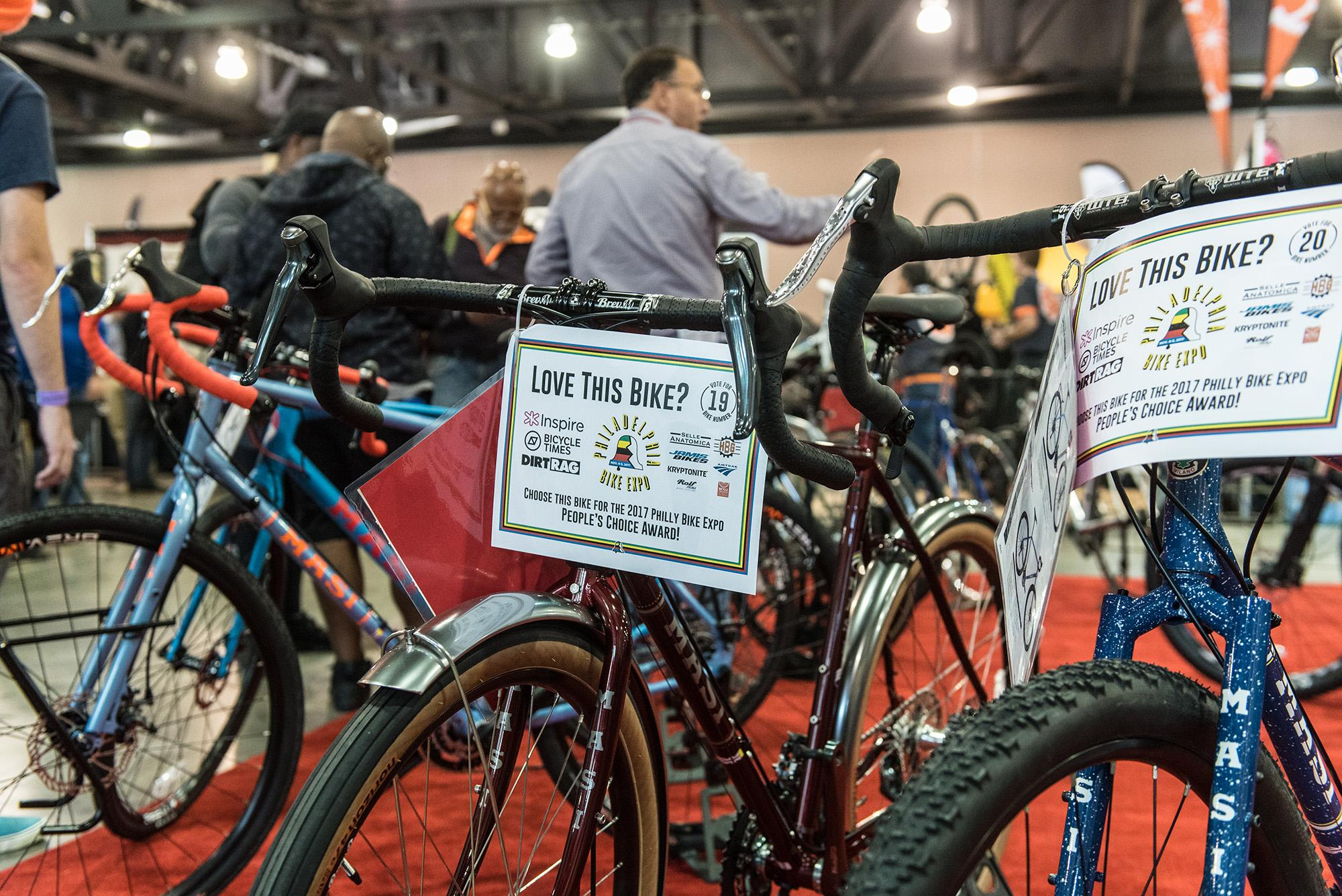 2017 Philly Bike Expo: Walk the Floor and Meet the Builders