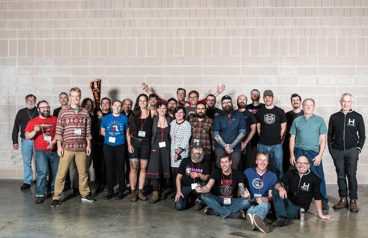 2017 Philly Bike Expo: Walk the Floor and Meet the Builders – Brad Quartuccio