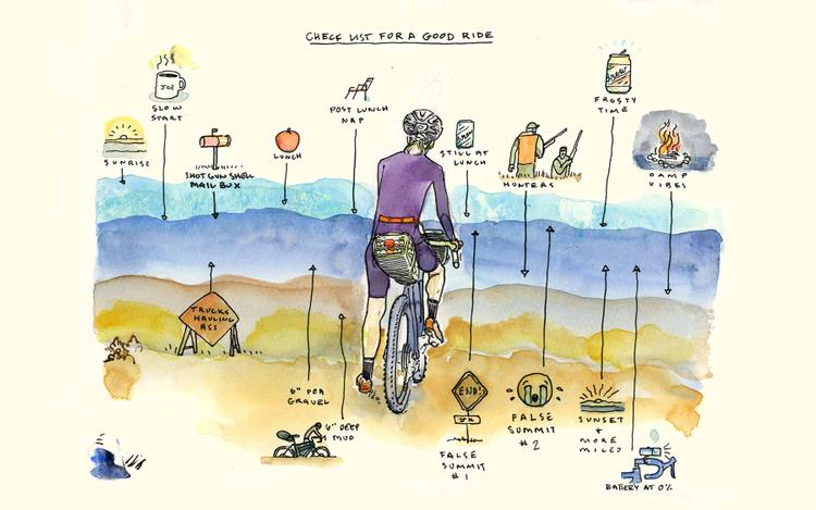 Chris McNally's New Belgium Ramble Ride Journal