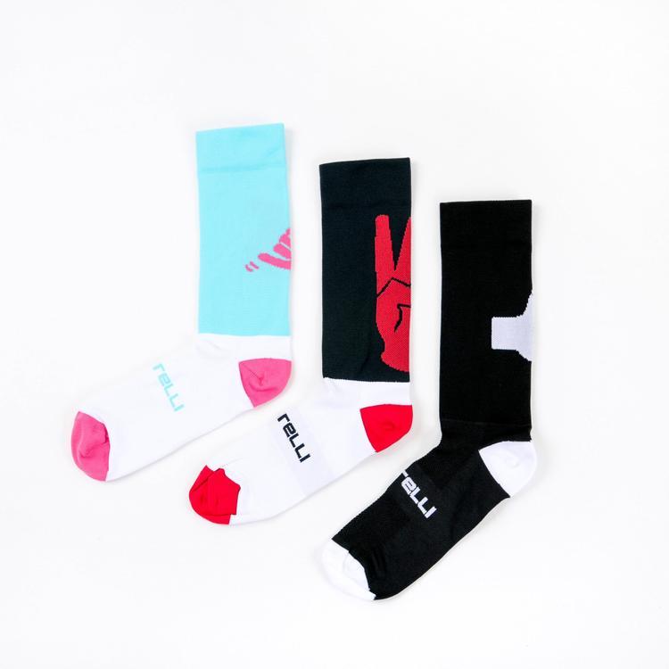 Yonder's Hand Sign Socks