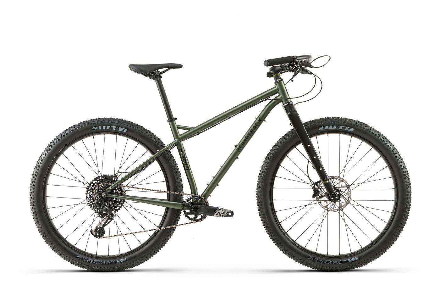 Bombtrack's BEYOND+ ADV 29+ Rigid Bikepacking Rig