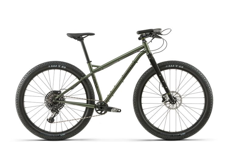 Bombtrack's BEYOND+ ADV 29+ Rigid Bikepacking Rig