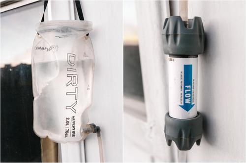 Platypus GravityWorks Water Filter