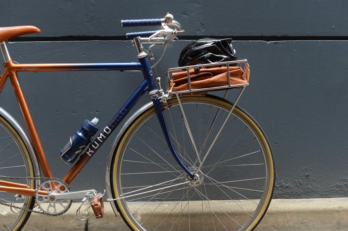 FYXO: Busyman Cycles' KUMO Delivery Bike