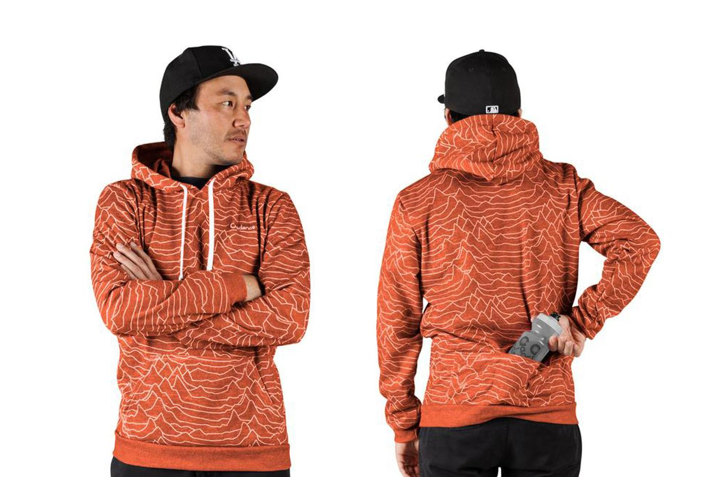 Cadence's Pulsar All-Over Print Riding Hoodie