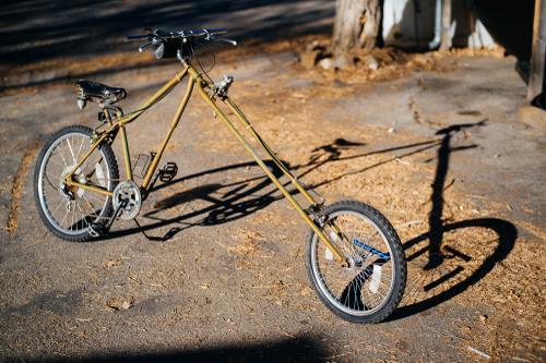 Dave's Hardly Davidson Chopper