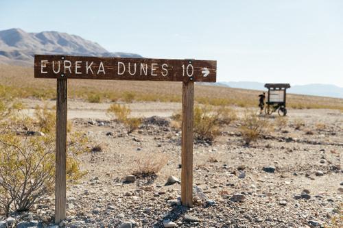 10 miles of rugged terrain.