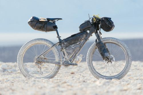 Death Valley Prospector Pack Mule: Dylan's Obsidian Fatboy