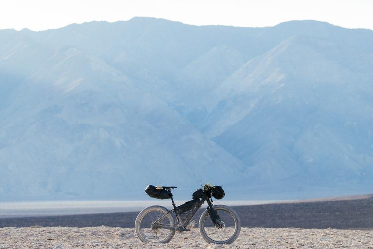 A Death Valley Prospector's Pack Mule: Dylan's Obsidian Fatboy