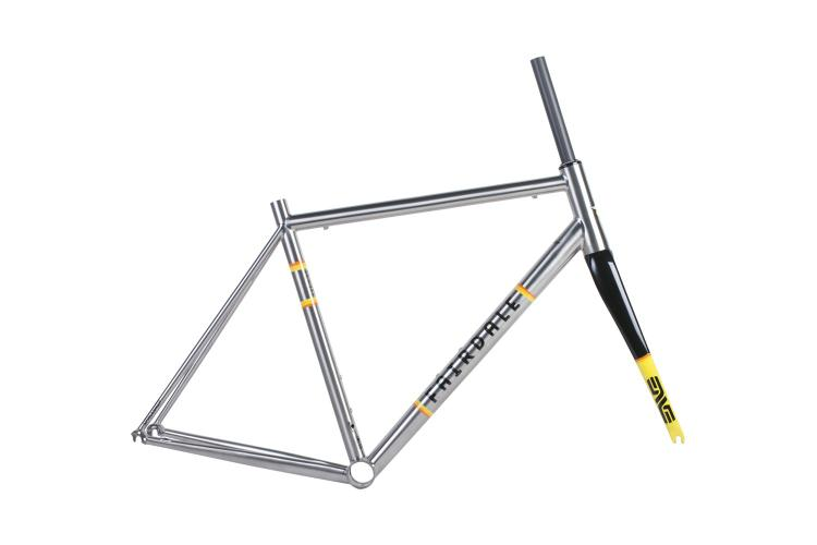 Fairdale's Titanium Spaceship Road Frameset
