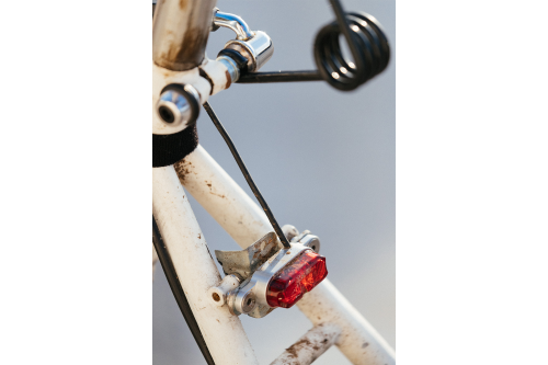 Kyle From Outer Shell's Mikkelsen Drop Bar MTB