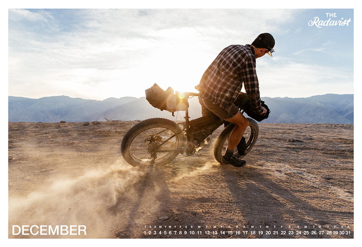 The Radavist 2017 Calendar: December