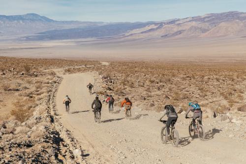 Desert mobbin'