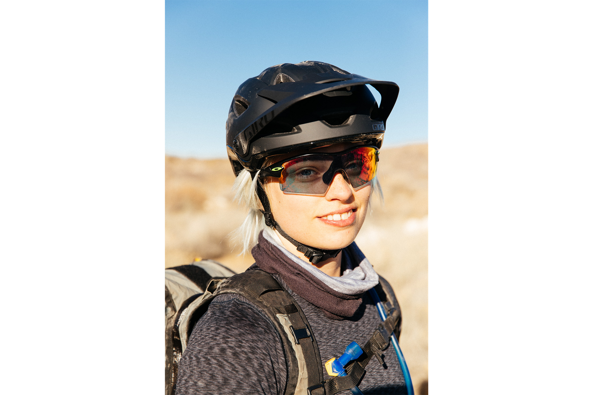 Kat - Santa Ana, CA - cancer survivor, product manager for GT Bicycles.