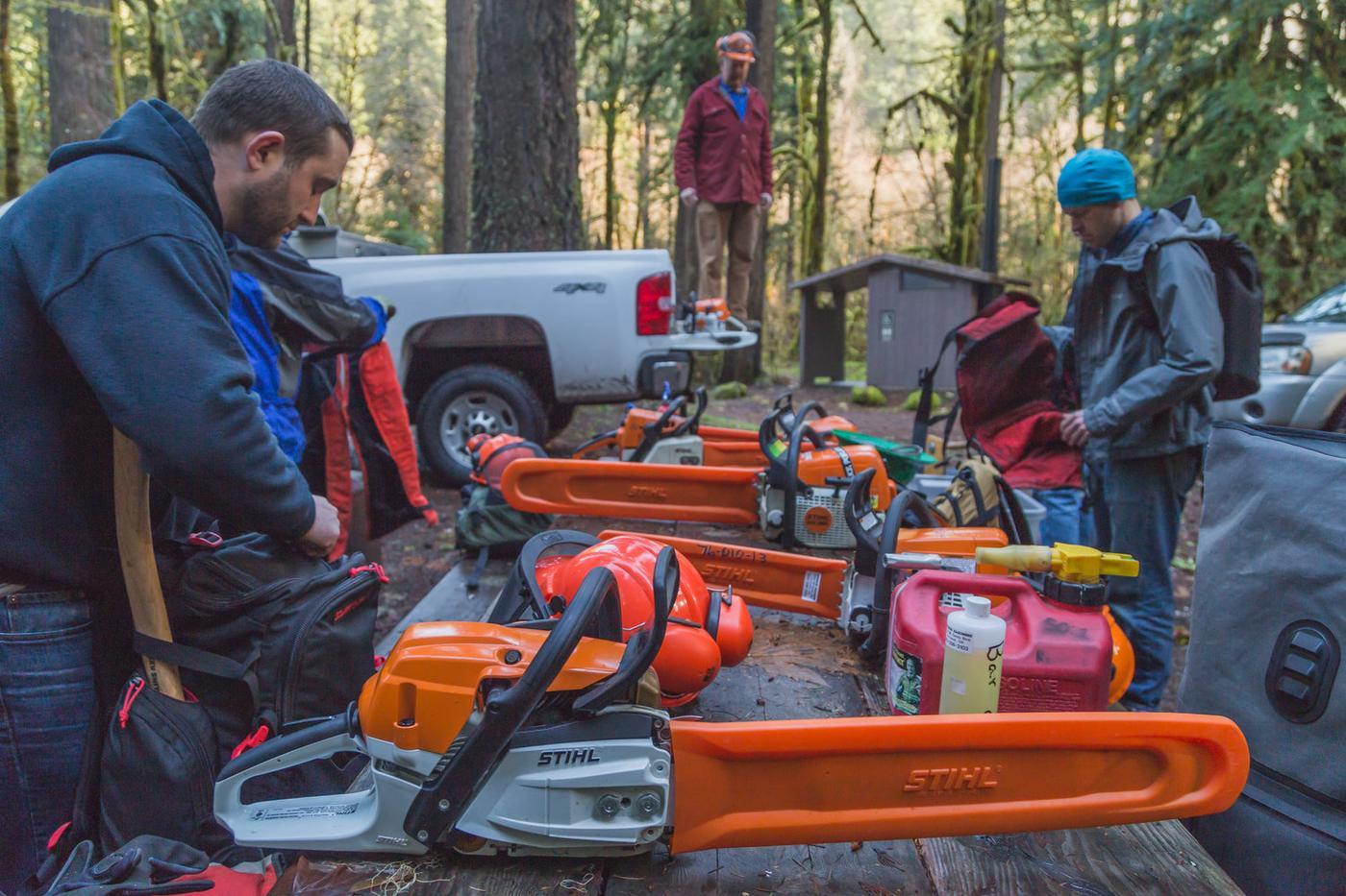 The Oregon Timber Trail 2018 Calendar