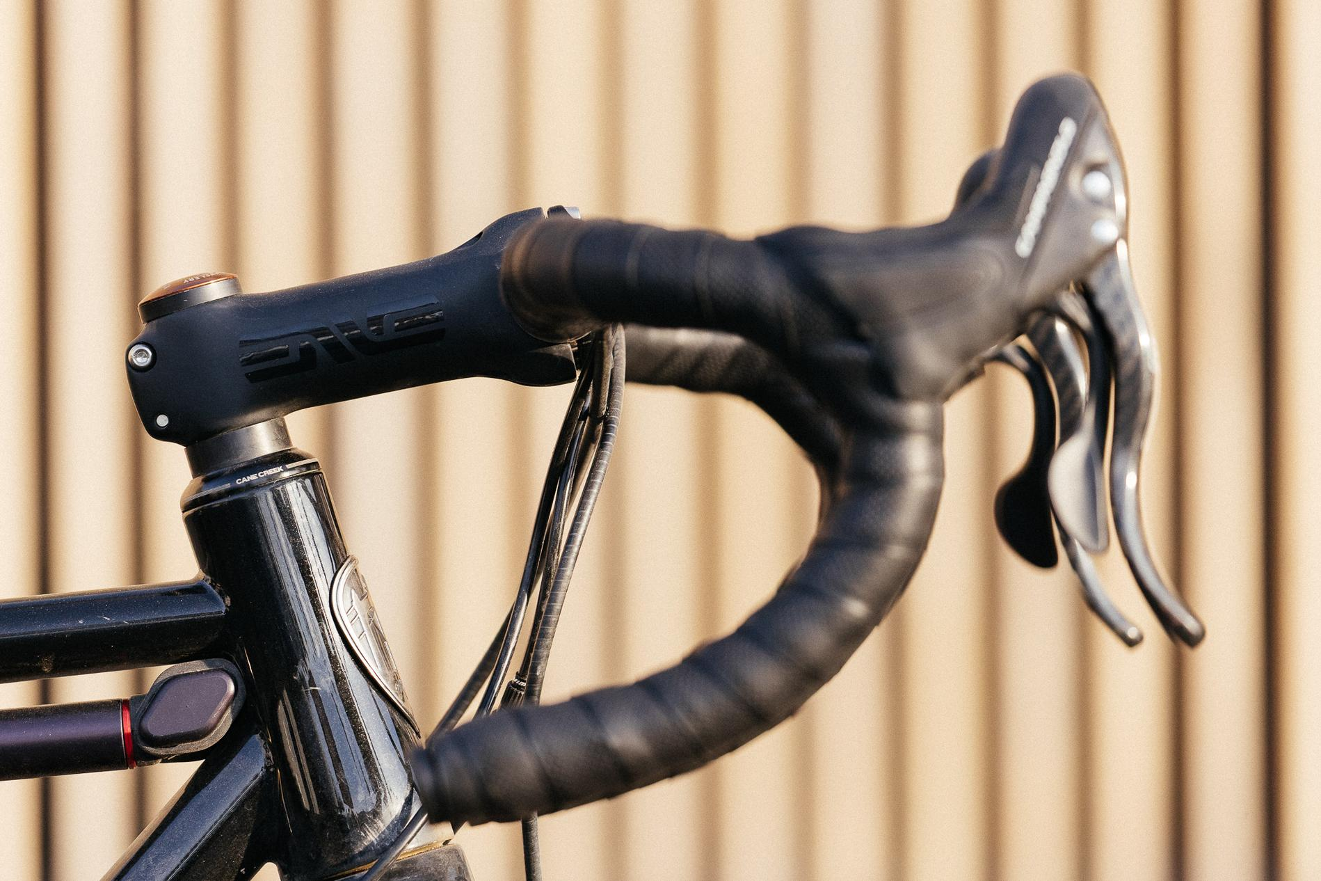 Kyle's Fat Bottom Cosmic Stallion Road with Campagnolo Chorus 11