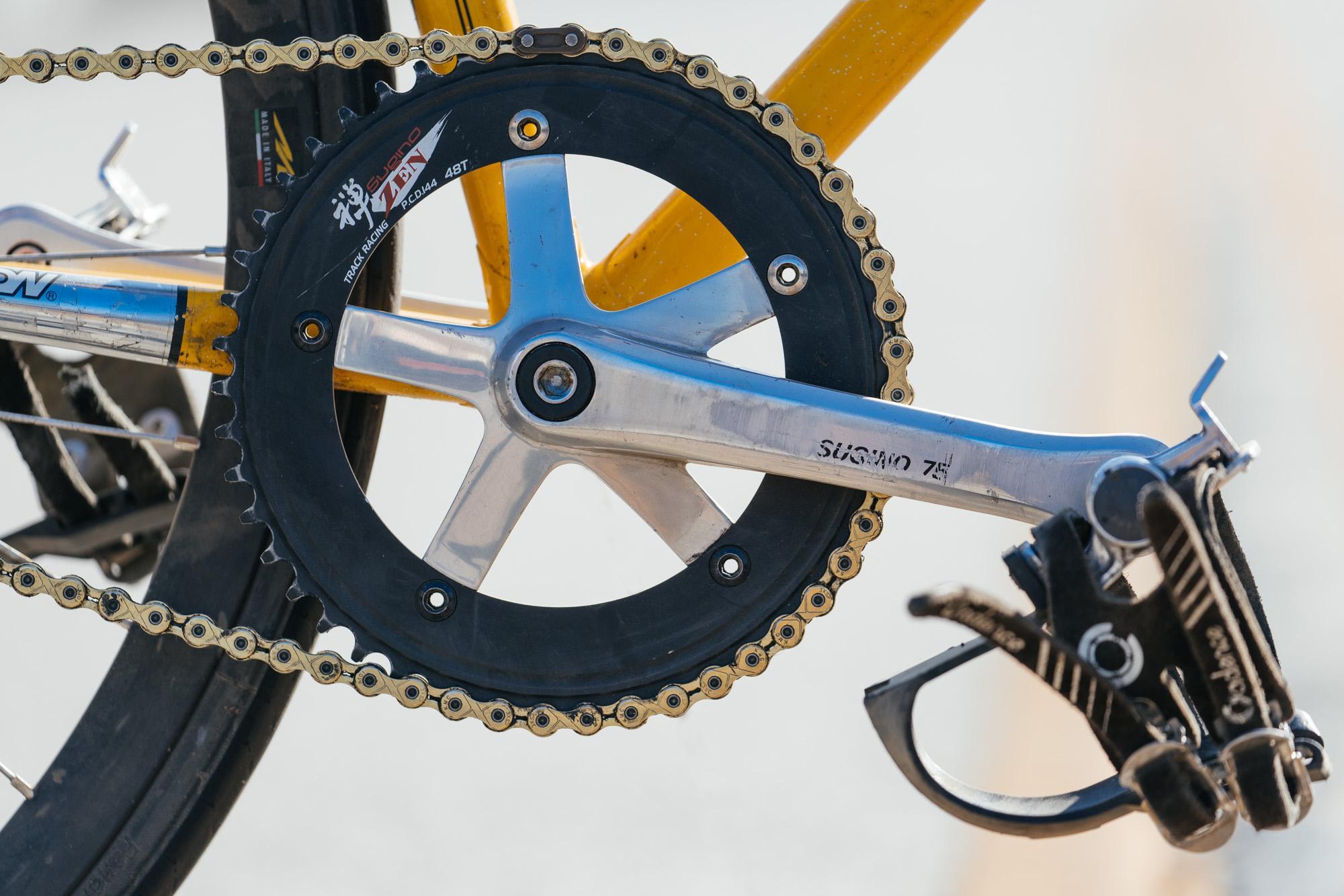 Lucas' Samson Street Track Bike