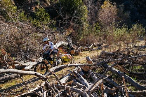 Workin' Dirt on the Gabrielino Trail with Mount Wilson Bicycling Association