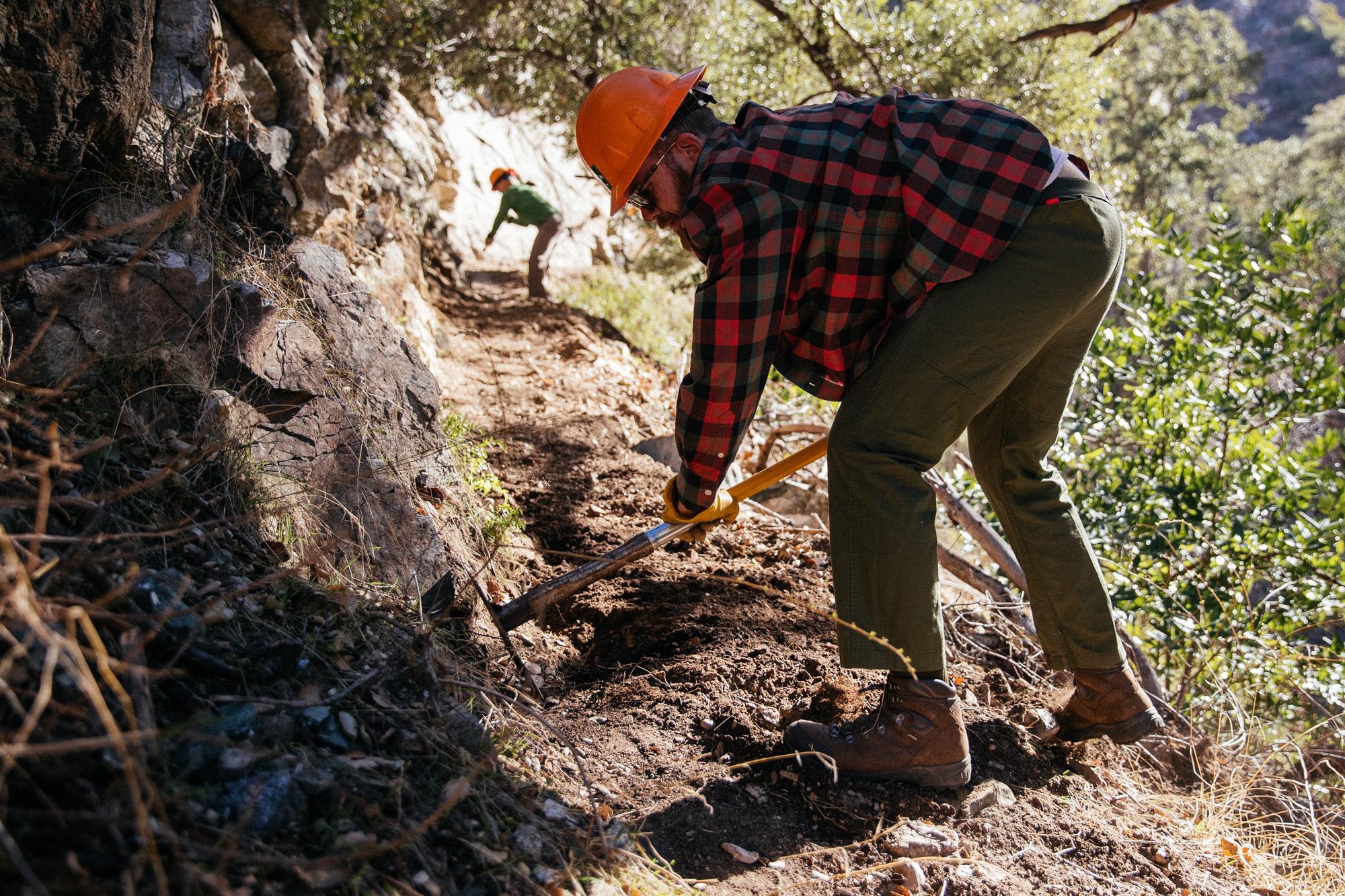 MWBA Trail Work-50