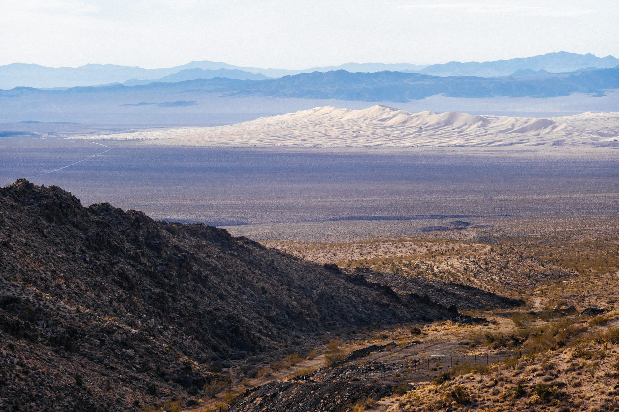 New Year's Eve Mojave