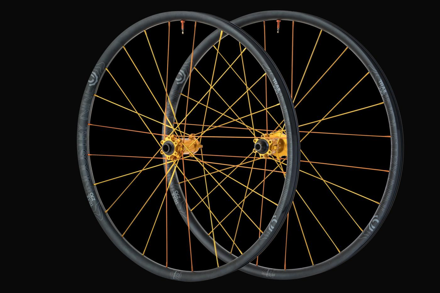 Industry Nine Debuts their TRAIL 270 24 HOLE 27.5″ MTB Wheels