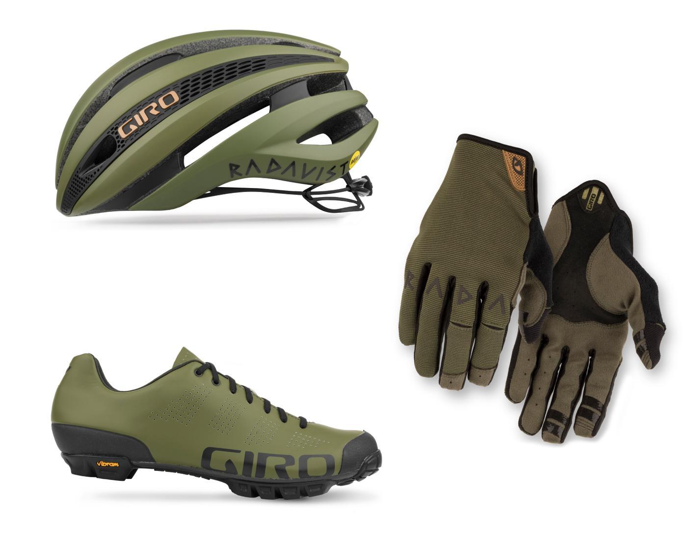 The Radavist Giro Collection is in Stock Now